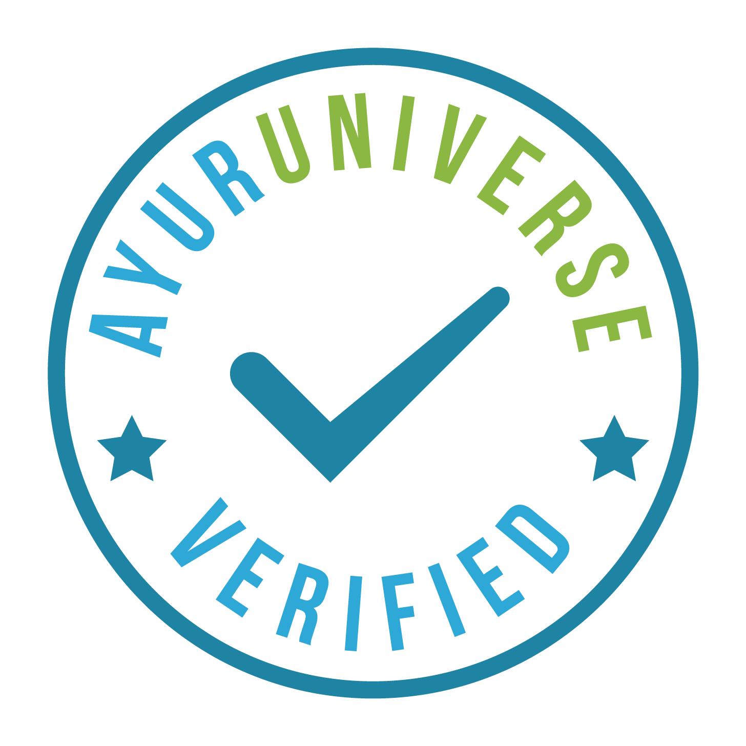 AU Verified Sticker