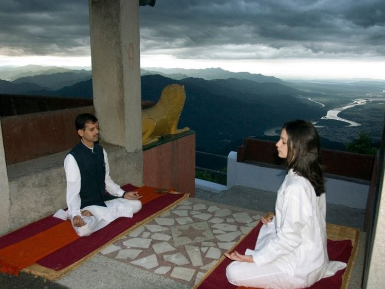 Ananda In the Himalayas - Indian Residents Tehri India 27