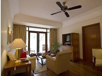 Ananda In the Himalayas - Indian Residents Palace/ Garden View room