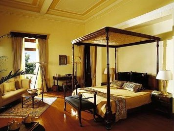 Ananda In the Himalayas - Indian Residents Vice Regal Suite