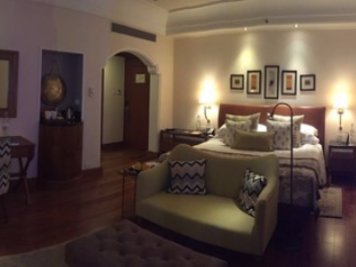 Ananda In the Himalayas - Indian Residents Deluxe Valley View( Premium floors)