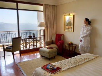 Ananda In the Himalayas - Indian Residents Delux Valley View