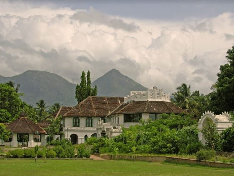 Kalari Kovilakom - The Palace of Ayurveda Palakkad India 1