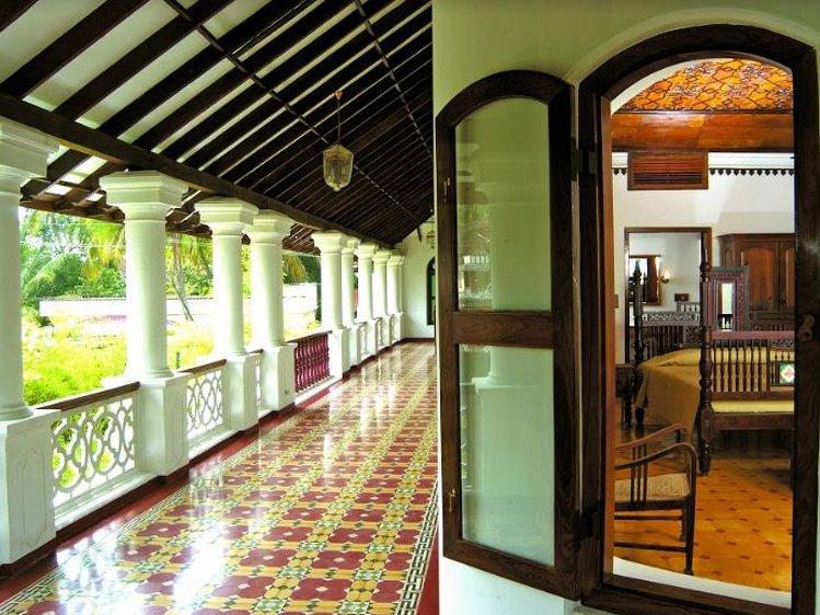 Kalari Kovilakom - The Palace of Ayurveda Palakkad India 4
