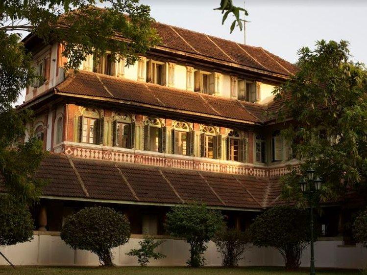 Kalari Kovilakom - The Palace of Ayurveda Palakkad India 3