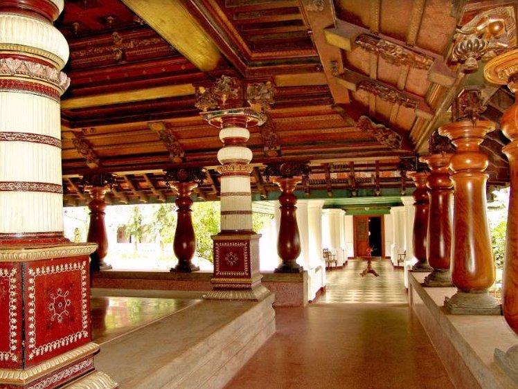 Kalari Kovilakom - The Palace of Ayurveda Palakkad India 5