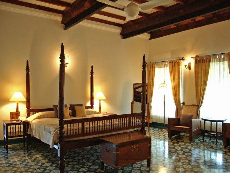 Kalari Kovilakom - The Palace of Ayurveda Palakkad India 6