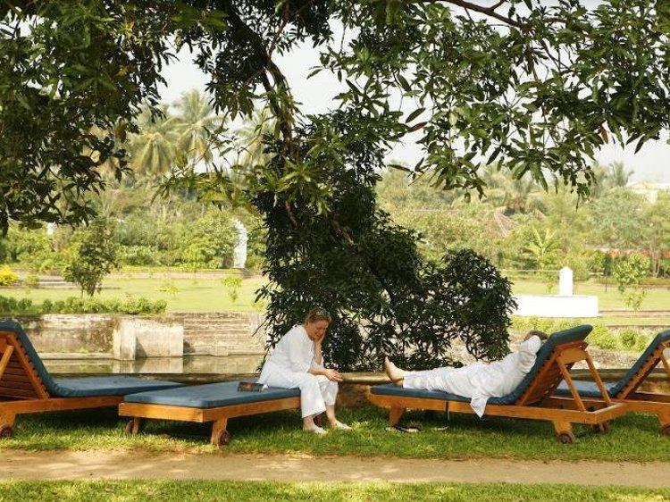Kalari Kovilakom - The Palace of Ayurveda Palakkad India 13