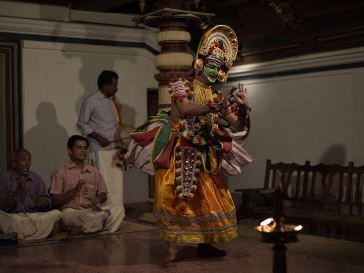 Kalari Kovilakom - The Palace of Ayurveda Palakkad India 15