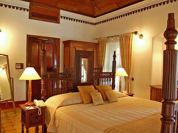 Kalari Kovilakom - The Palace of Ayurveda Vengunad Suites