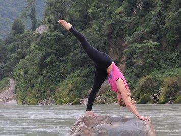 Kaivalya Yoga School Rishikesh India