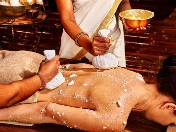 The Raviz Resort and Spa Ashtamudi Therapeutic: Pain Management