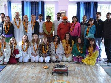 World Peace Yoga School Rishikesh India