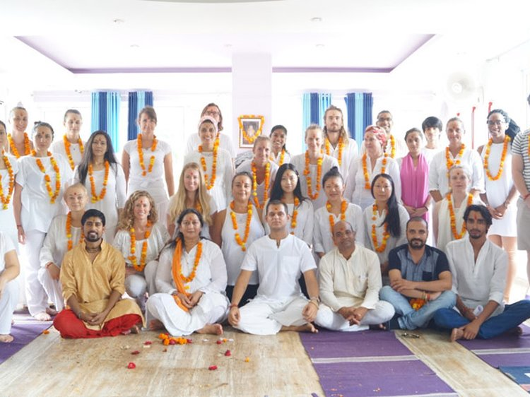 World Peace Yoga School Rishikesh India 2