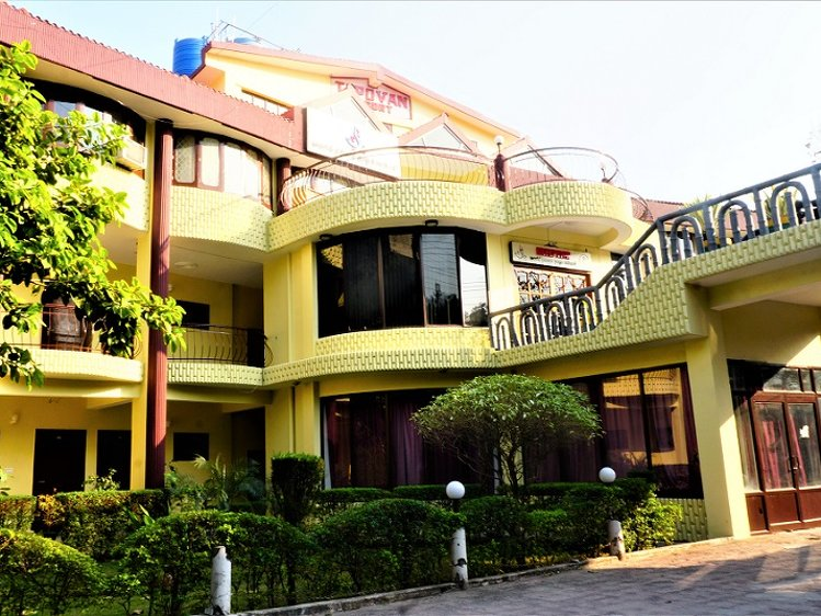 World Peace Yoga School Rishikesh India 4