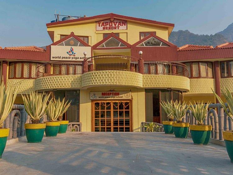 World Peace Yoga School Rishikesh India 3