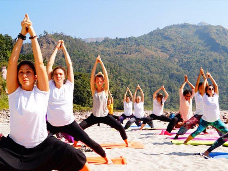 World Peace Yoga School Rishikesh India 5