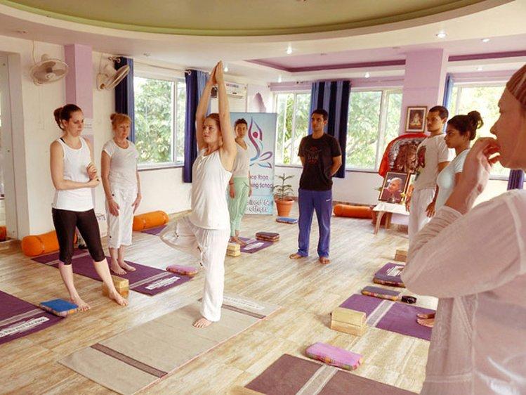 World Peace Yoga School Rishikesh India 7