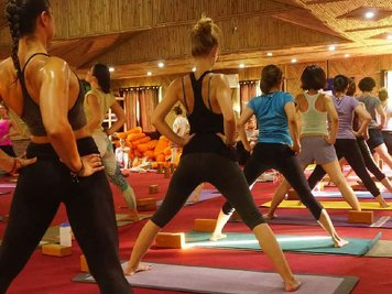 World Peace Yoga School 100 Hours Yoga Teacher Training