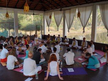 Mahi Yoga Center Dharamshala India