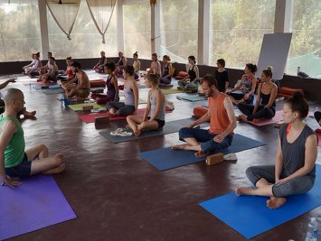 Mahi Yoga Center 200-hours Yoga Teacher Training