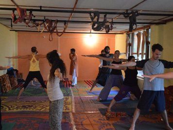 Mahi Yoga Center Yoga Teacher Training