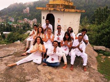Shree Hari Yoga Center Dharamshala India