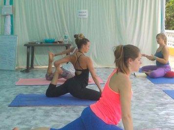 Sarvaguna Yoga Dhaama 200 Hr Yoga Teacher Training