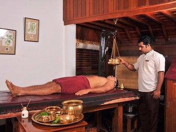 Punnamada Resort Body Purification Treatment