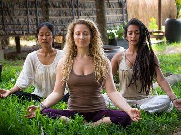 The Beach House Goa Transformational Meditation Retreat