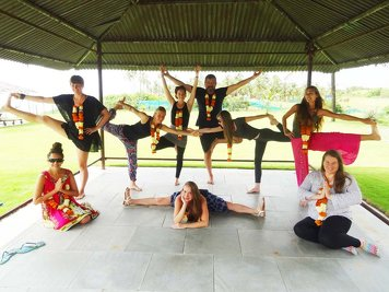 Vimoksha Yoga Goa India