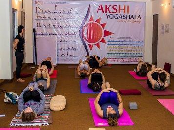 Akshi Yogashala 300-hour Yoga teacher training