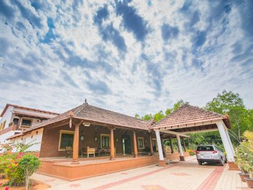 Balkatmane Heritage Spa Resort Udupi India