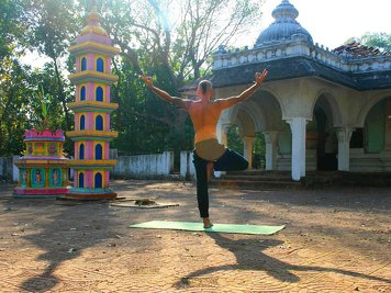 Yog Temple Goa India