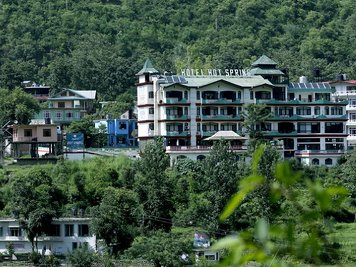 Sandhya Sulphur Hot Springs Health Care Tattapani India