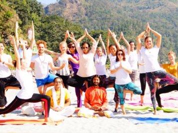 Vinyasa Yoga Academy 200-Hrs Holistic Vinyasa Fusion Flow Yoga TTC (Yoga Therapy Based)
