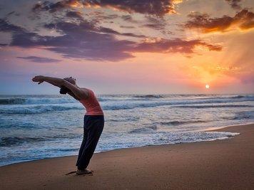 Namaste Ayurvedic Wellness Center Yoga-Meditation Retreat Package