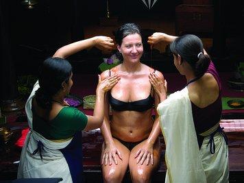 Ideal Ayurvedic Resort Body Purification Therapy