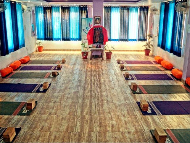 Rama School Of Yoga Varkala India