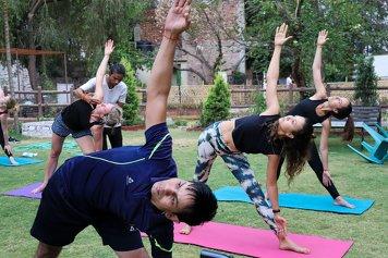 Yoga Vidya Mandiram 500 Hours Hatha & Ashtanga Vinyasa Yoga Teacher Training
