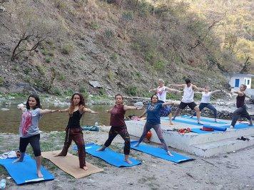 Rishikesh  Yog Sansthan Yoga Retreat