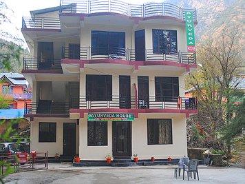 Ayurveda House Dharamshala India