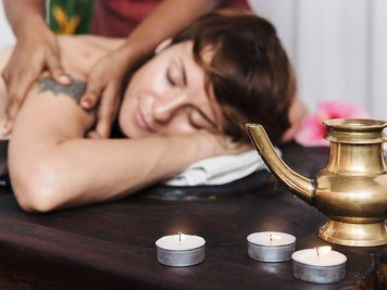 Kandy Samadhi Centre Ayurveda Package
