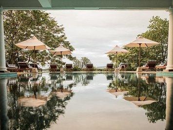 Thaulle Resort Tissamaharama Sri Lanka