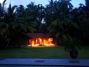 Villa Velmarie Yoga and Ayurveda Resort Beruwala Sri Lanka
