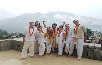 Himalayan Holistic Yoga School Rishikesh India