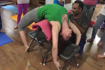 The YogaCave Initiative - Goa 200hr Ashtanga Vinyasa Yoga TTC