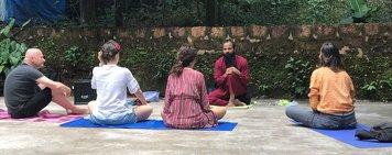 Devarya Wellness Osho Meditation