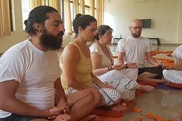 Shiva Tattva Yoga School Rishikesh India