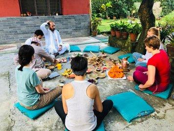 Mantra Yoga & Meditation Pokhara Nepal